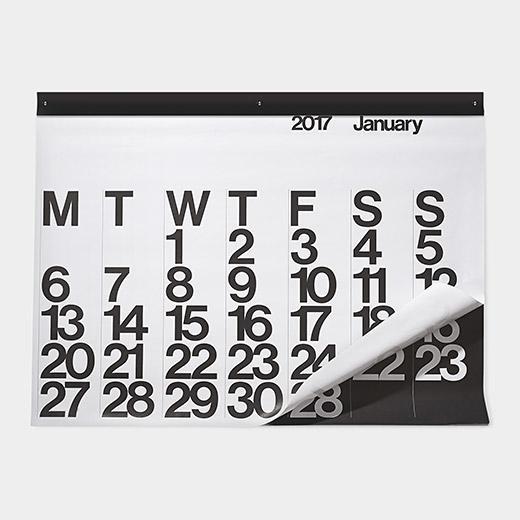 MoMA Design Storeの遊び心満載なカレンダー