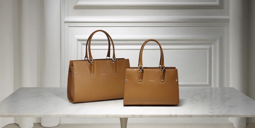 ロンシャンからパリ1区にオマージュした新作バッグが登場