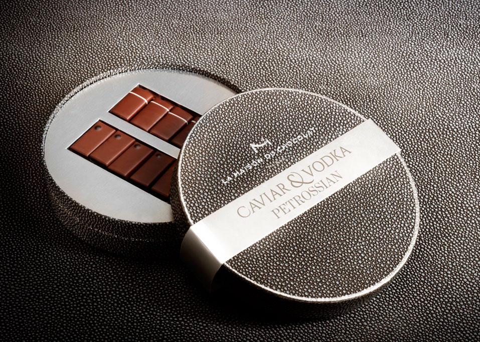 ラ・メゾン・デュ・ショコラの冬を彩るチョコレートコレクション