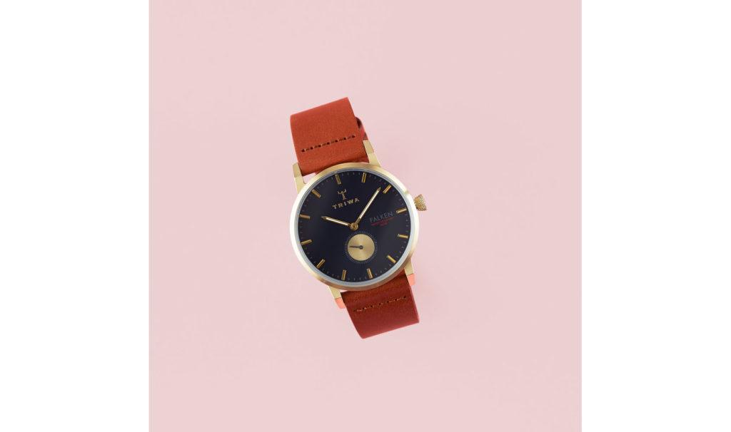 TRIWAの時計