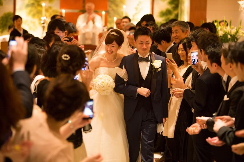 長いプロポーズ待ち期間を乗り越え辿り着いた結婚式