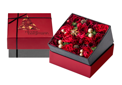 ニコライ バーグマン フラワーズ & デザインの今年のクリスマス限定ボックスはこちら!