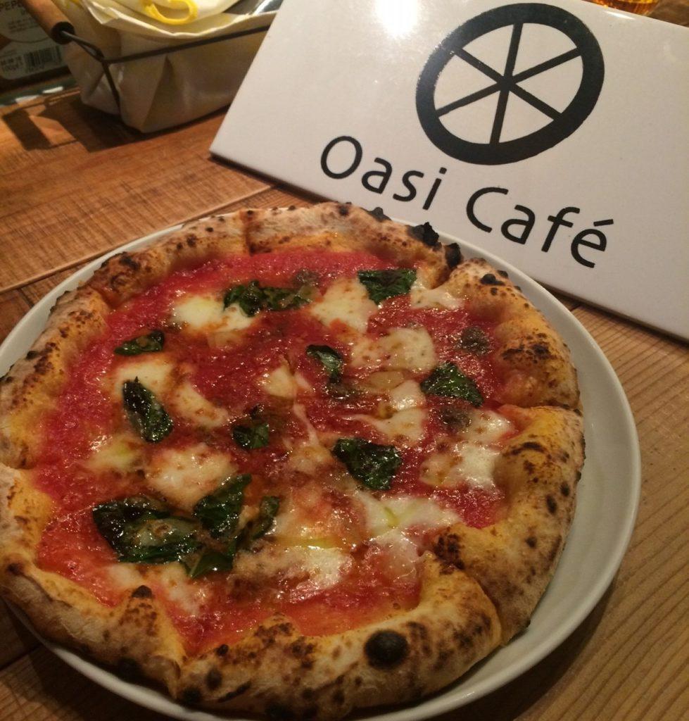 東京ドーム近くのピザが美味しいワインカフェ