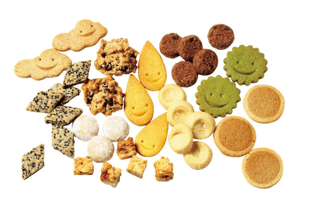 相手に合わせて選びたい大人のためのクッキー