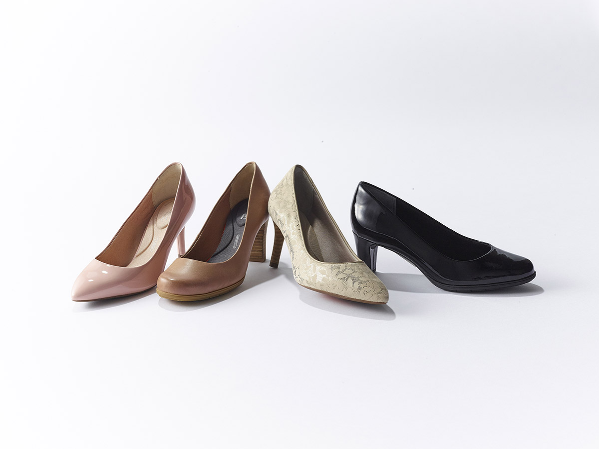 アメリカのボストン生まれのブランド。「Made for Movers」をブランドコンセプトとし、スタイルも快適性も妥協なし!美しいシルエットのヒールで美脚を約束します。
