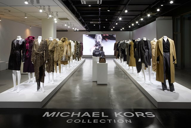 マイケル・コースの新作展示会に行ってきました!