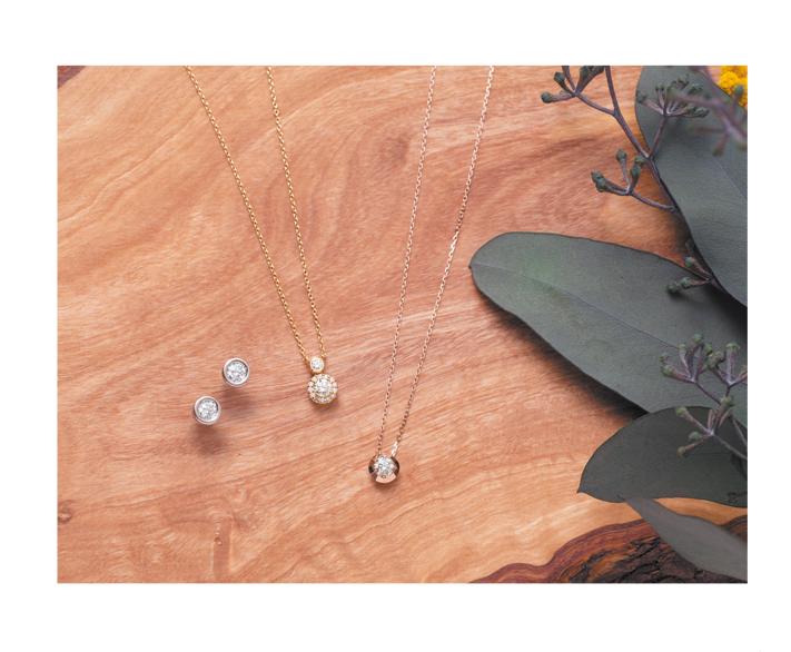 フォーエバーマークから初めてのダイヤモンドにふさわしいシリーズが