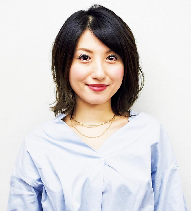 水野真衣さん ( 30歳・製薬会社)