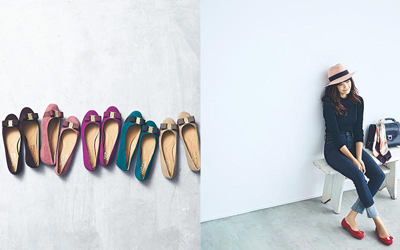 """""""本当にいい靴""""はフェラガモにある"""