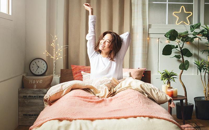 好きな物に囲まれて暮らす 癒しのMy Roomづくり