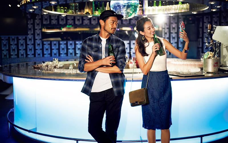 【9/13】ガクさんとの初デート。東京で一番イケてるクラブをセレクトしたのにガクさん浮かない顔!?