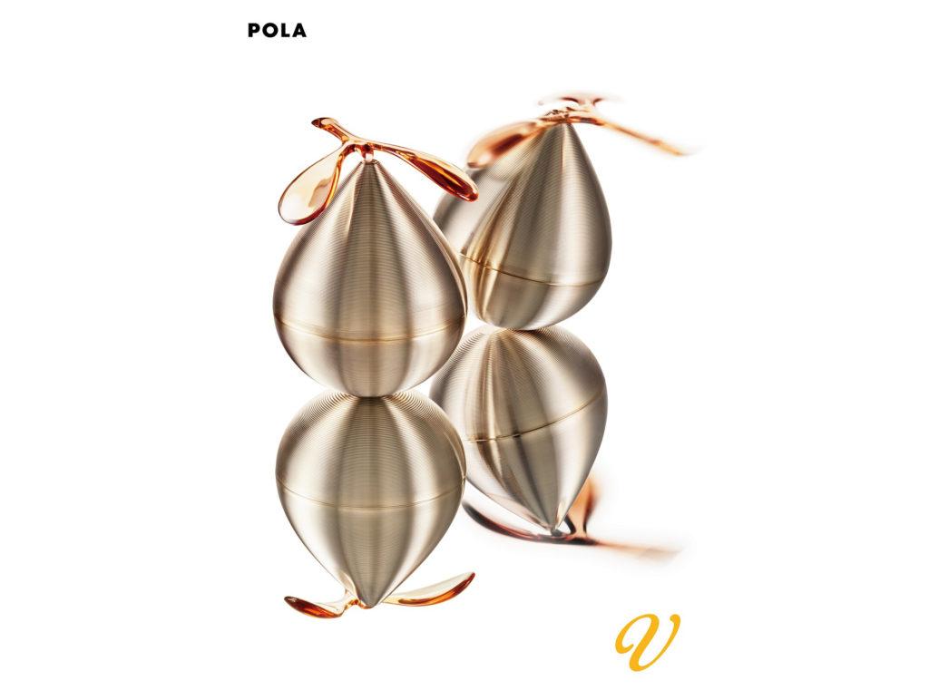 ポーラの新ブランド「V」で対人関係を良くする顔に