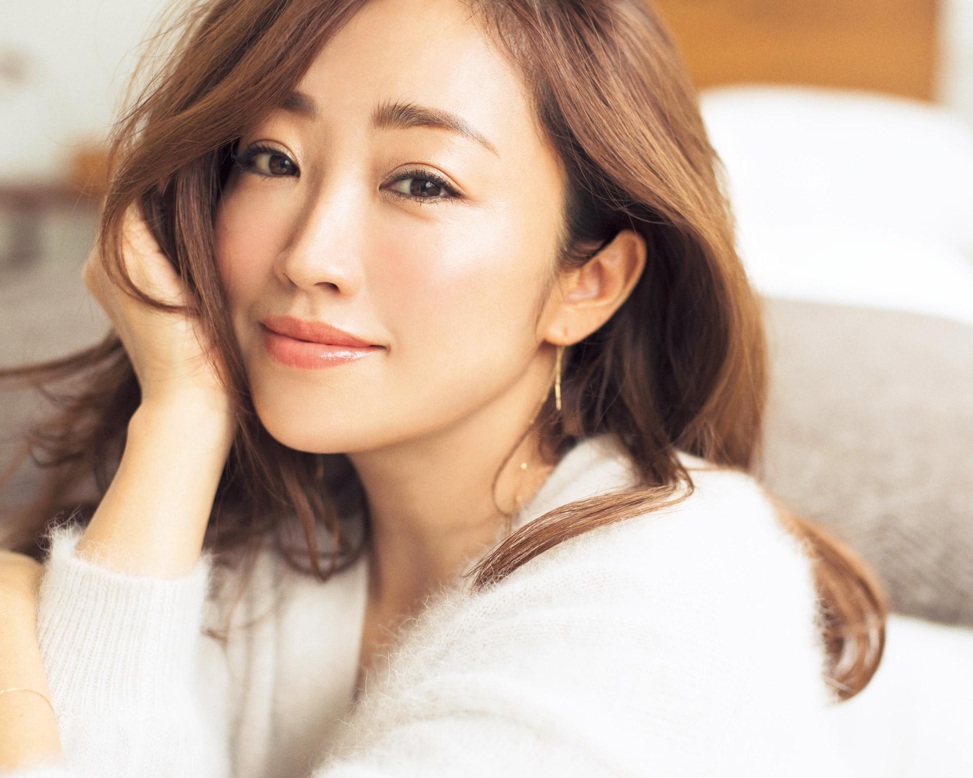 神崎 恵さん、ツヤさえあれば美人っぽいって本当ですか?