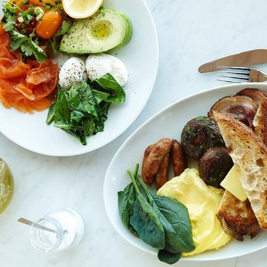 「世界一の朝食」が関西エリアに初上陸!