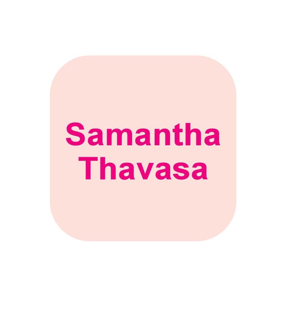 「サマンサタバサ」公式スマートフォンアプリがリリース!