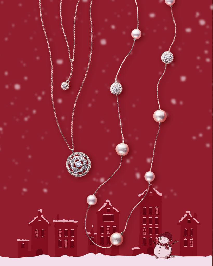 プラス ヴァンドーム 2017 Christmas Limited Edition 数量限定発売
