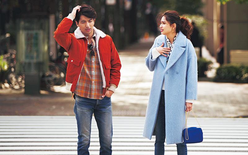 【12/17のコーデ】今朝になって幸太から連絡が。「15時に待ち合わせしよう」