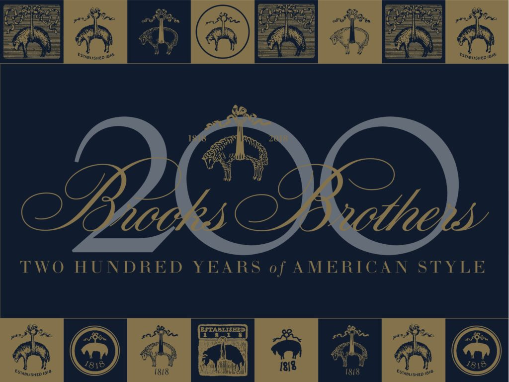 ブルックス ブラザーズ 創立200年記念 スペシャルサイトをオープン!