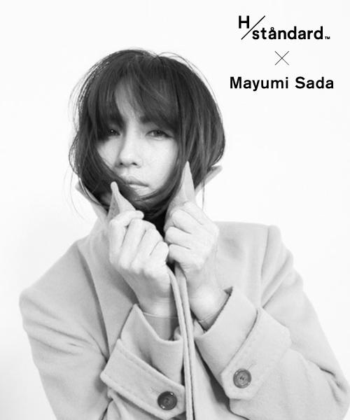 魅力あるアイテムがいっぱい! H/standard×Mayumi Sada Special Collaboration