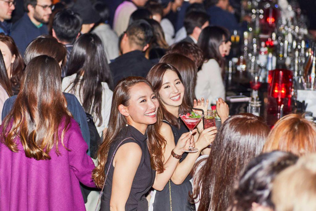港区女子の夜遊びin韓国