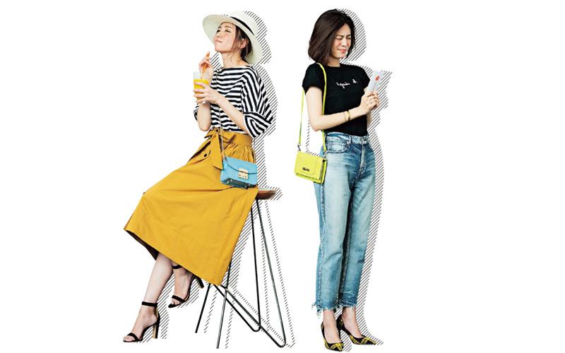 毎日Tシャツで 7月の着回しDiary③ ―〝日本一有名なラブストーリー〟のオマージュ、ついに完結へ!