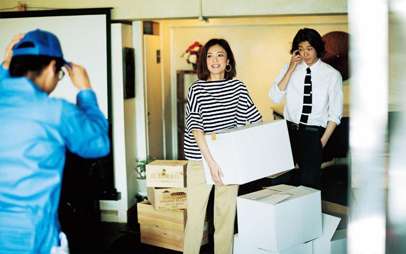 【7/2のコーデ】 元婚約者がルームシェアしていたマンションに無理やり引っ越し。だって住むところないんだもん!