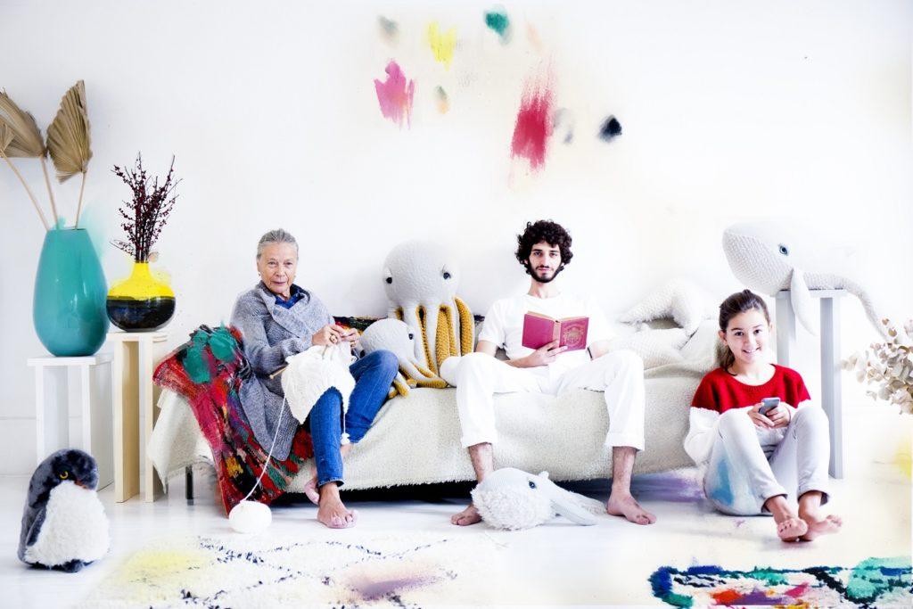 爆発的人気のロンハーマン、この秋は3世代で楽しめる!