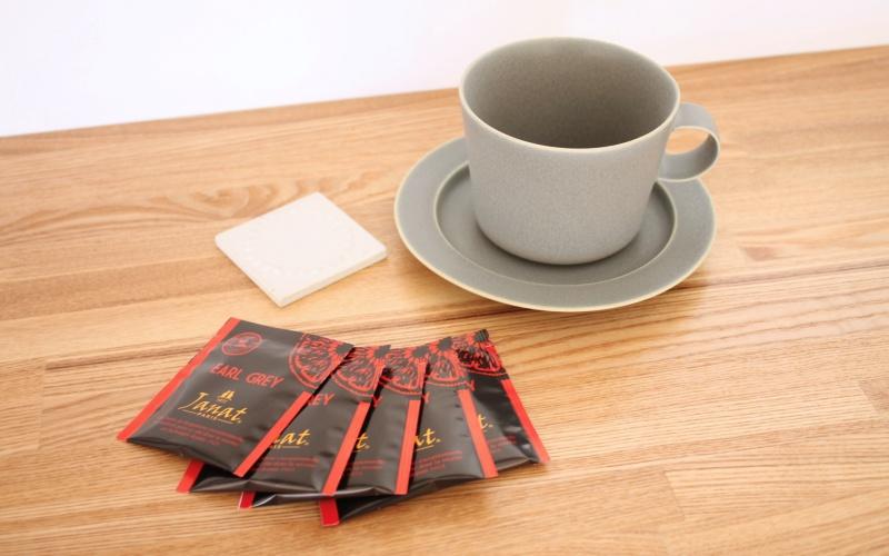 (4)紅茶「ジャンナッツ アールグレイ ティーバック」