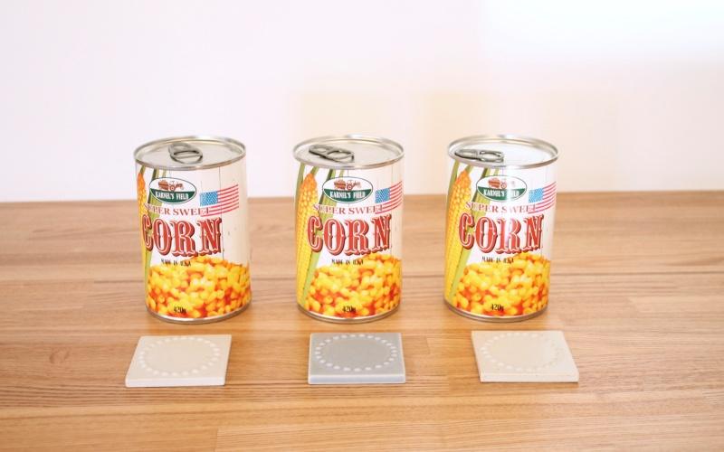(2)コーン缶「カーネルフィールド スーパースイートコーン」