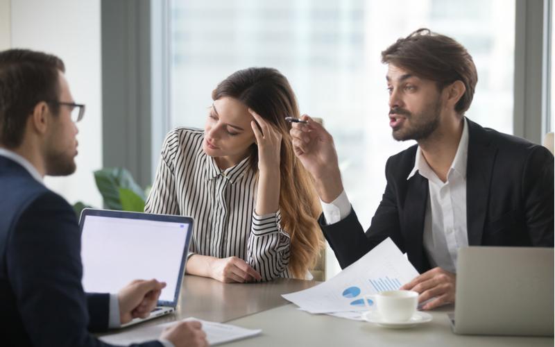 うちの会社にもいる~!仕事ができない男性に多い発言5つ
