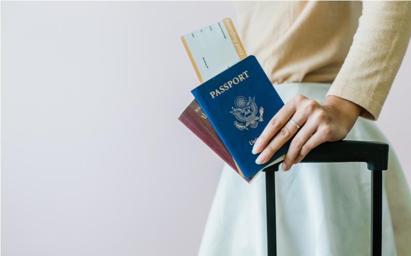 2.パスポートの写真が綺麗な一重