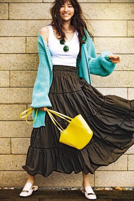 0442c2e22207f 大人女子を綺麗に魅せる色♡ 春のオシャレは「ブラウン」がなくちゃ ...