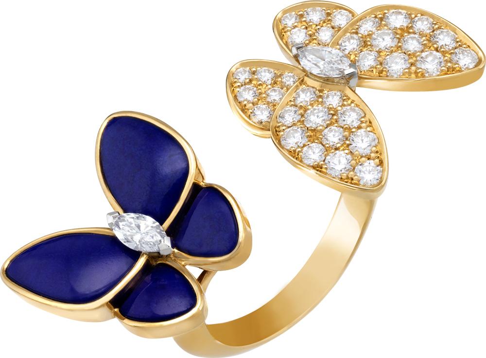 自分へのご褒美に♡「ヴァン クリーフ&アーペル」の蝶モチーフジュエリー