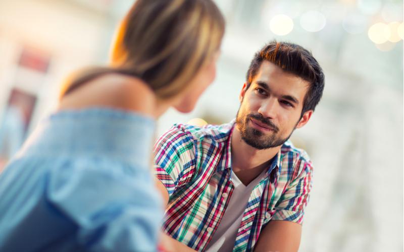 4.女性と男性に対する態度が違う