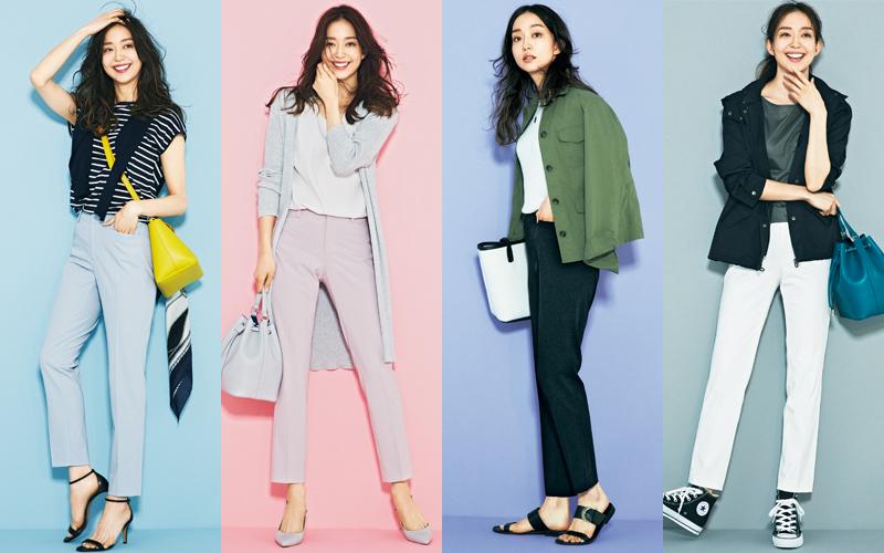 【CLASSY. 5月号掲載】BOSCHの超定番・超美脚パンツを40名にプレゼント!!