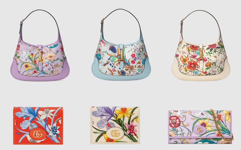【モナコ公妃も愛したブランドシンボル】Gucciの日本限定「フローラ コレクション」が欲しい♡