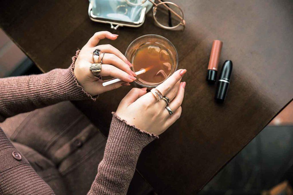 リング、ブレスレット、時計…真似したくなるオシャレな手元コーデ12選♡