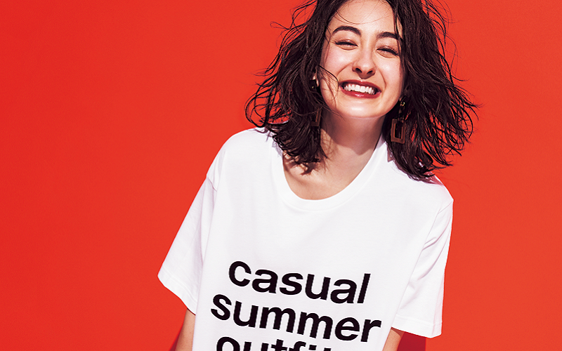 【CLASSY.7月号掲載】UT me!のCLASSY.オリジナルロゴTシャツを6名に!
