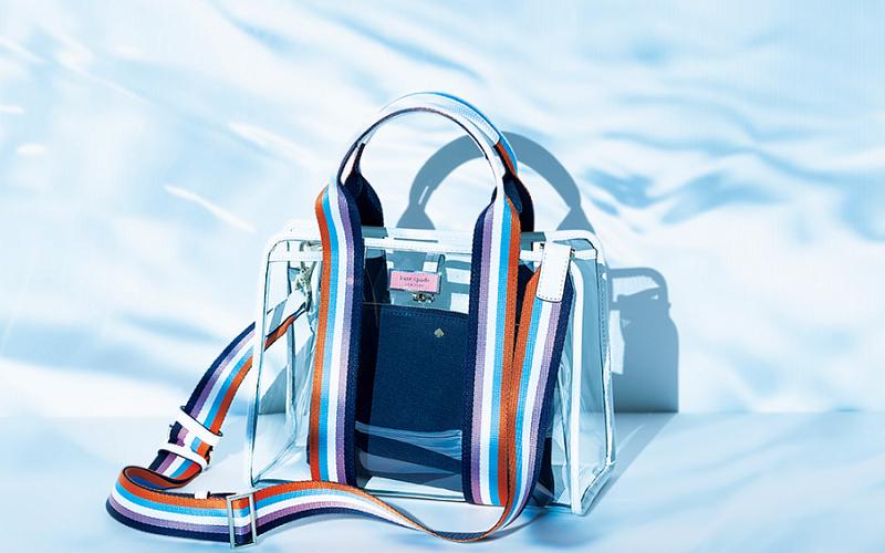 この夏持ちたいトレンドバッグ、ナンバーワンはこのデザイン!