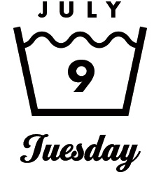 JULY9 Tuesday