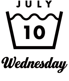 JULY10 Wednesday