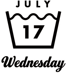 JULY17 Wednesday