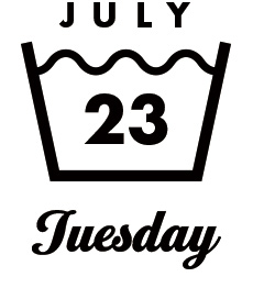 JULY23 Tuesday