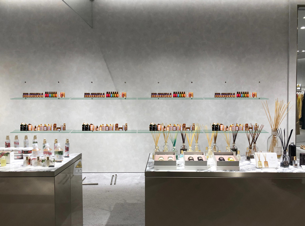 TATRAS & STRADA EST日比谷店にてライフスタイルグッズの販売をスタート