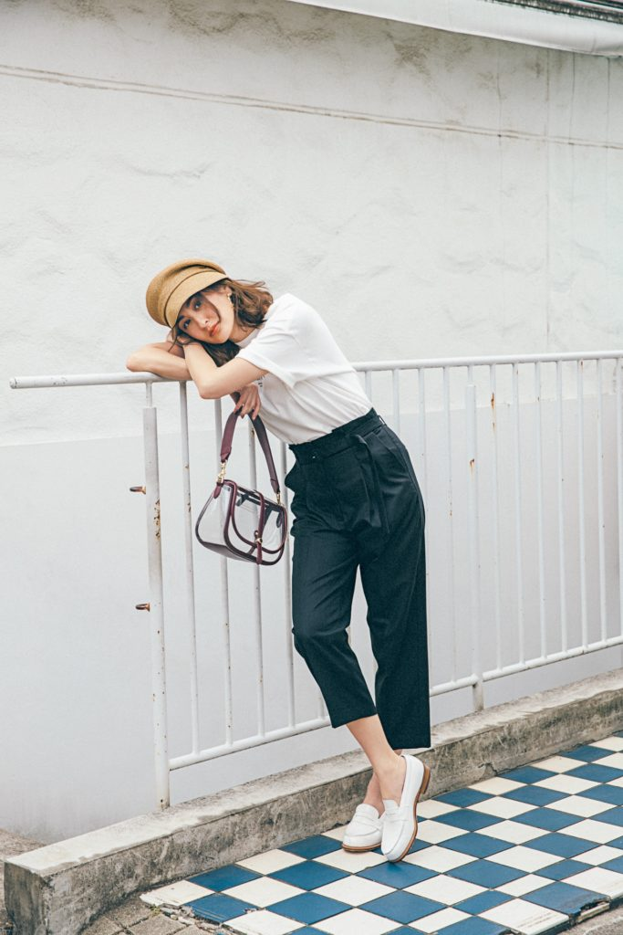 【今日の服装】ローファースタイルでリラクシーな気分に【アラサー女子】