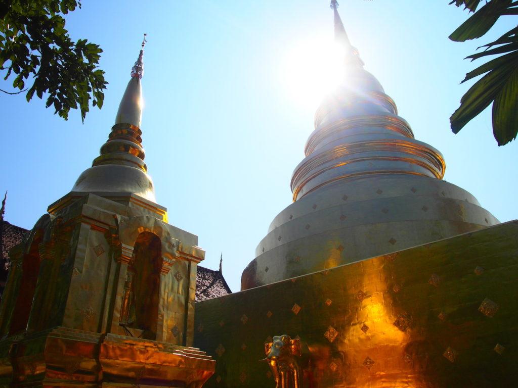 寺マニア必見!タイの「チェンマイ」は神聖な寺院の宝庫。美しきパワースポット寺巡り