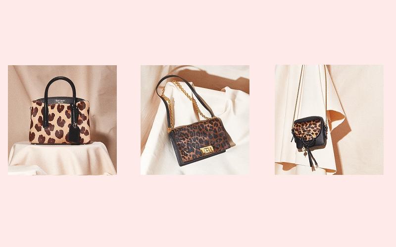 トレンドのレオパード柄バッグは、本命ブランドで指名買い!