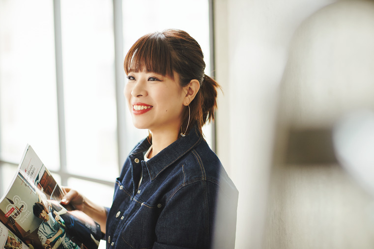 Trpgblog. スタイリストの 〝こなれ系〟ヘアアレンジ ~児嶋里美さん編~【スタイリストさんが得意なのは服だけじゃないんです】