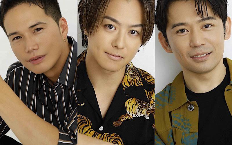 TAKAHIROが人生初のトンズラ、その理由とは…?【映画『3人の信長』主演3俳優・独占インタビューVol.2】